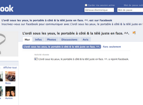 Fragmentation des mdias et comportement  Merci Facebook