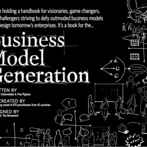 Business Model Generation - Feeling like a game changer?