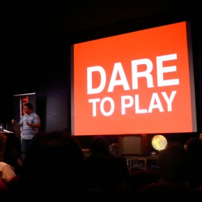TEDxTransmedia - Dare to play