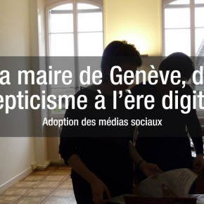 Adoption des mdias sociaux - Maire de Genve